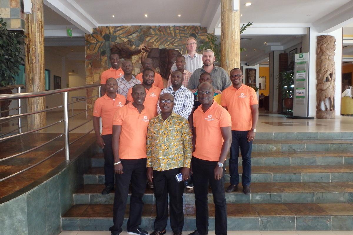 DIZENGOFF GHANA – MOTOROLA SOLUTIONS