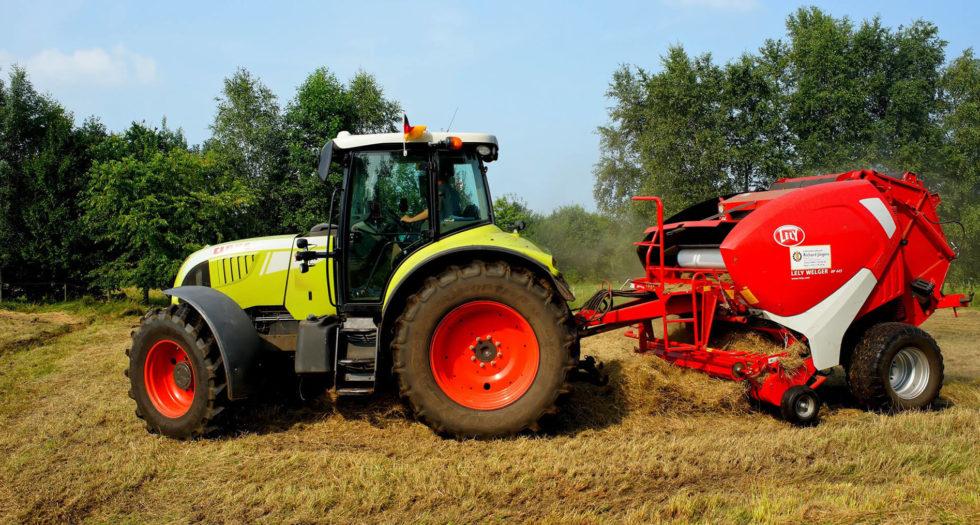 Mechanized Farming