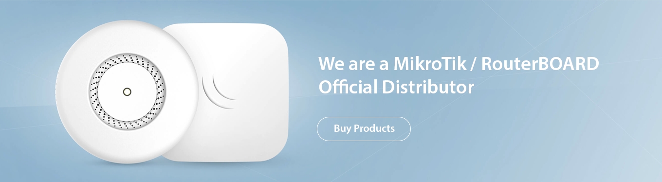 Mikrotik Official Distributer Partner