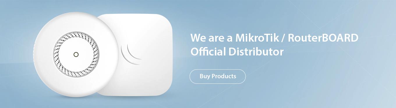 Mikrotik Official Distributer Partner