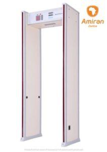 Walk Through Temperature & Metal Detector – PS300